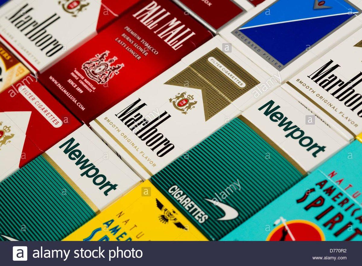 Marlboro cigarettes shipped to Liverpool