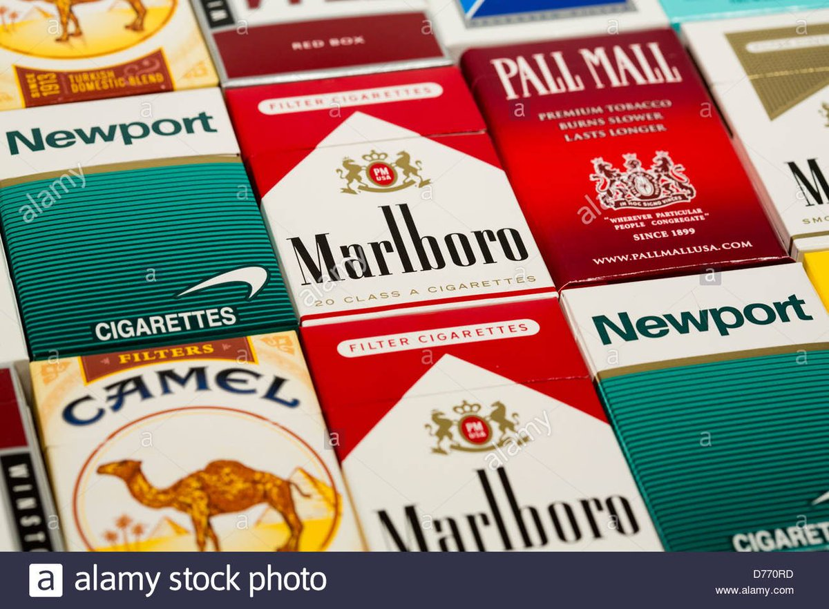 Cigarette price in Norway for Benson Hedges
