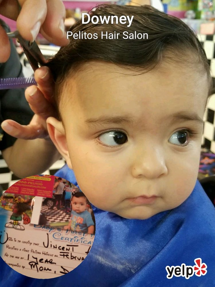 Jeanette Hernandez On Twitter Babys First Haircut Pelitos Hair