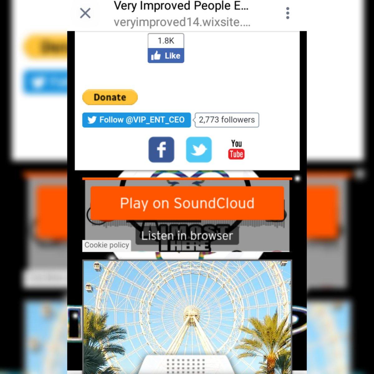 On The Vip Website Veryimproved14 Wix Com Teamvip777 Thegentiletruth Veryimprovedpeopleent Marketing Advertising Duval Va Ga Atl