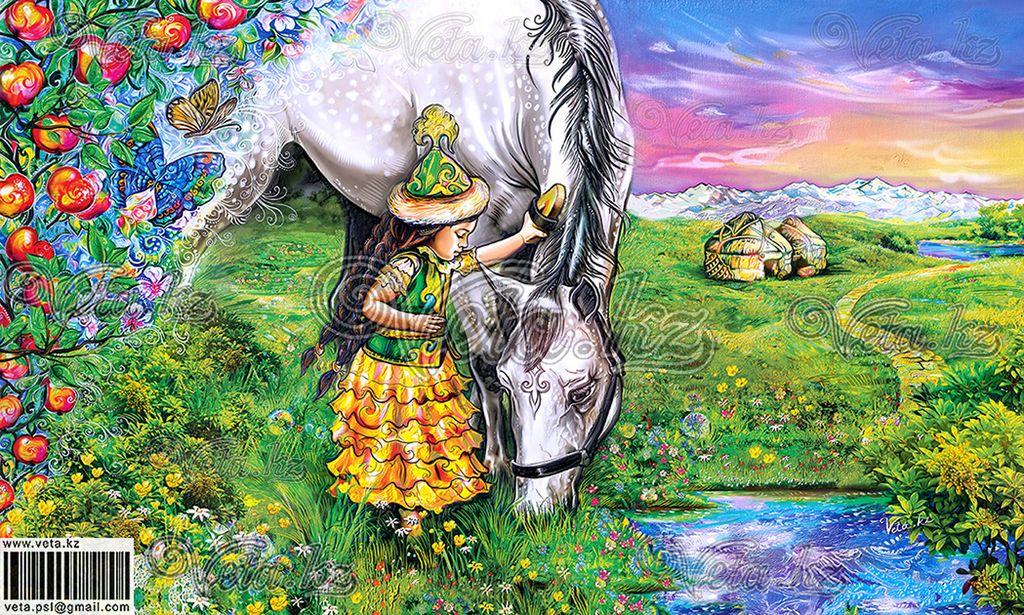 Красивые открытки на казахском языке, роналдо