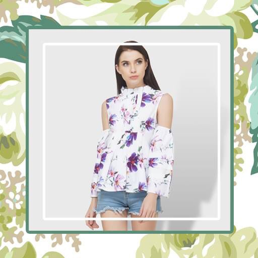 Get ready for summer of 2018!! Shop now: http://www.sexyandbroke.com  #SummerCollection #Florals #ColdShoulder #CasualTop #TrendAlert #SexyandBroke #OnlineShopping #OOTD #TrendingNow #BeattheChill #FashionFollow #LatestFashion