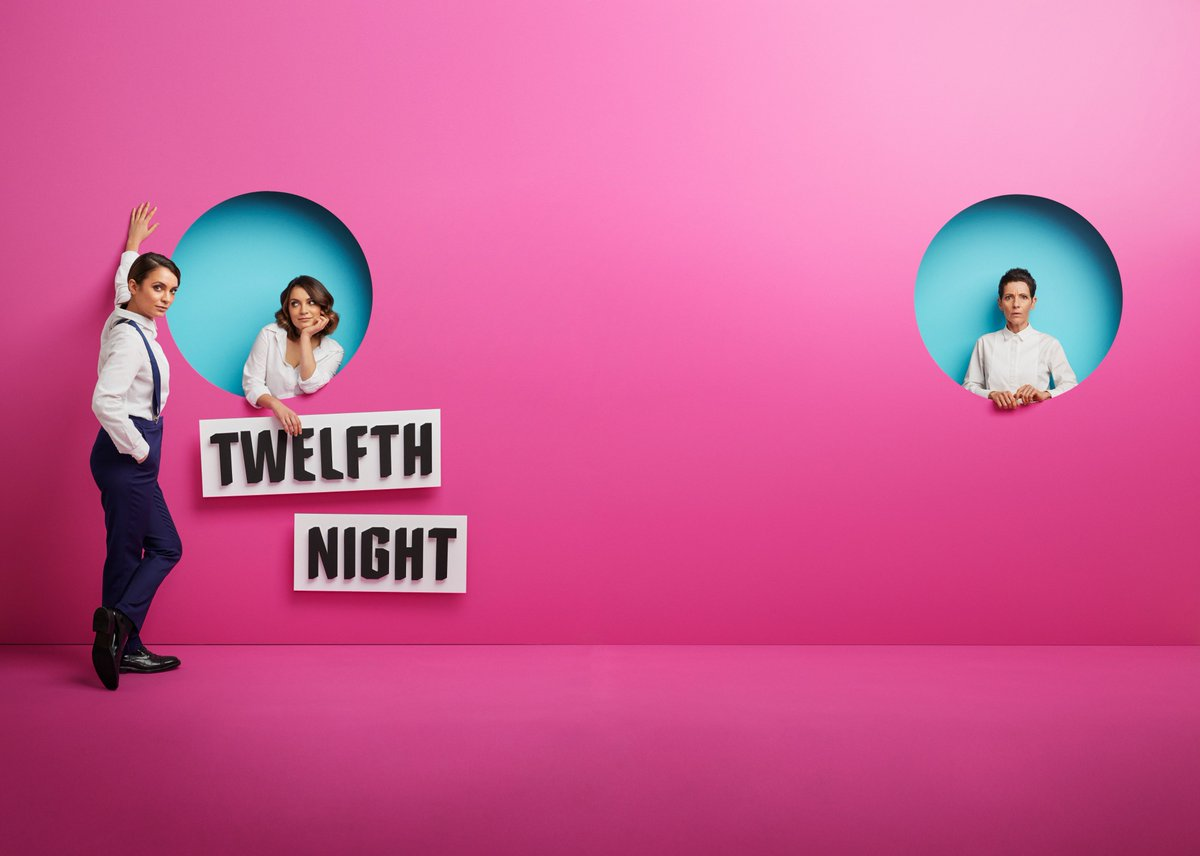 Come April, we'll be reimagining Shakespeare's dark comedy #TwelfthNight with a musical twist, courtesy of the great @timfinnmusic – the man behind the songs in our hit show #LadiesInBlack, and of course @CrowdedHouseHQ and #SplitEnz. #FF #FollowFriday https://t.co/sVgH8aW3eY https://t.co/k6CKbV0CCP