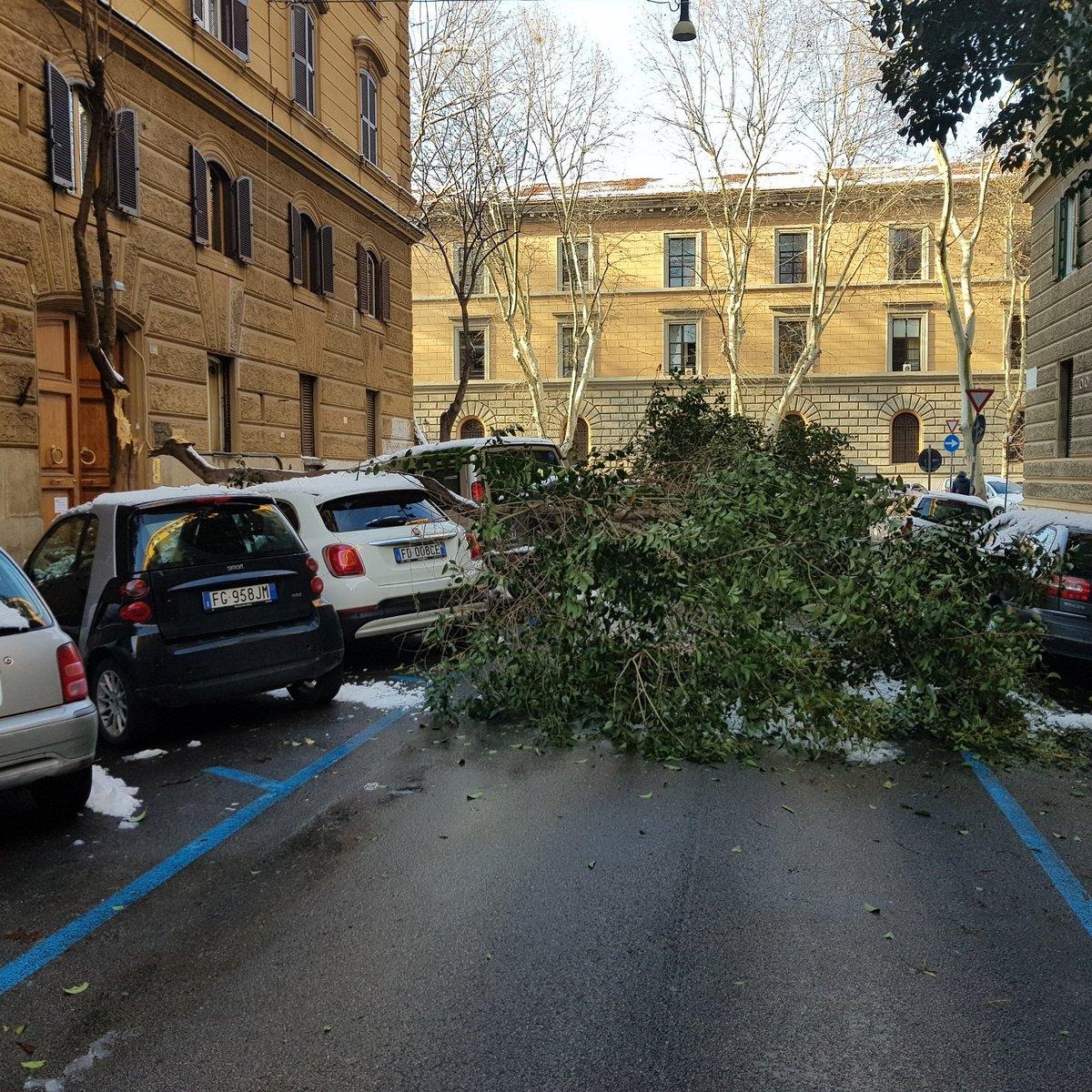 Roma Capitale in assetto di guerra. Prat...