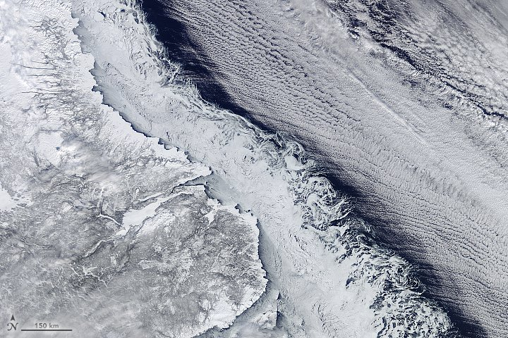 An Intersection of Land, Ice, Sea, and Clouds https://t.co/E2K3bSZtgm #NASA