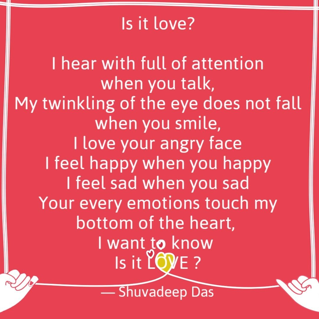 #love #happiness #relationship #smile #life #anger #sad #yqbaba Follow Such  Quotes By Shuvadeep Das On @yourquoteapp #yourquote #quote #stories #qotd  ...