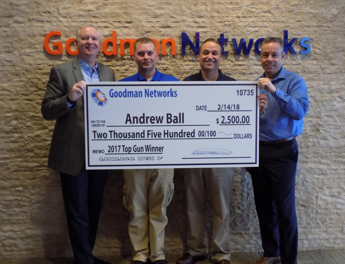 Goodman Networks Picture