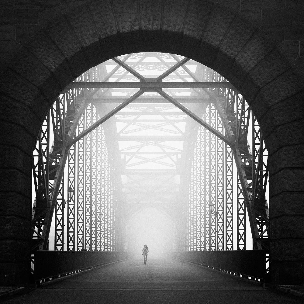Contrasting black and white photographs are breathtaking the german photographer captures urban architecture at its best raw imposing and impressive