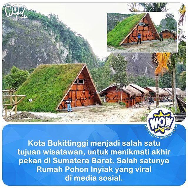 Fakta Wow Berita Indonesia V Twitter Https T Co Yl25qu5omh Rumah Pohon Inyiak Terletak Di Aliran Sungai Batang Sianok Tepatnya Di Kelurahan Kayu Kubu Kota Bukittinggi Menuju Wisata Baru Ini Pengunjung Cukup Menghabiskan Waktu