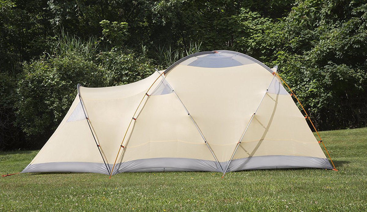 EXIO 8-Person Compact Backcountry Tent With Footprint Included #exiogear #exio #tents #hiking #backpacking #c&ing #outdoors #outdoorequipment ... & JV on Twitter: