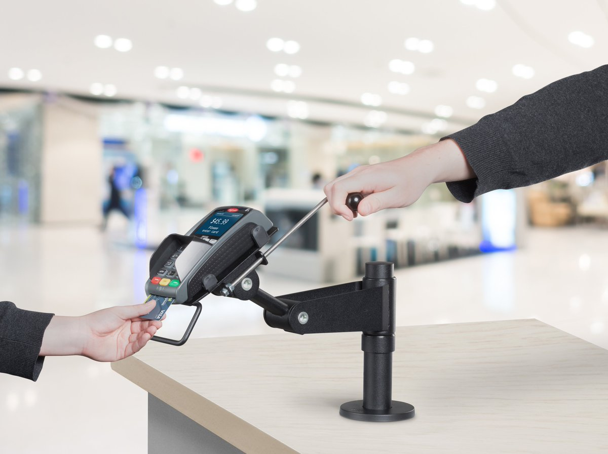 test Twitter Media - Our Accessibility Arm answers the need for all people to be able to comfortably use payment terminals for purchasing transactions. #ADACompliance #Payments #retail https://t.co/NmXqHALRt3 https://t.co/49zYRHLgPE