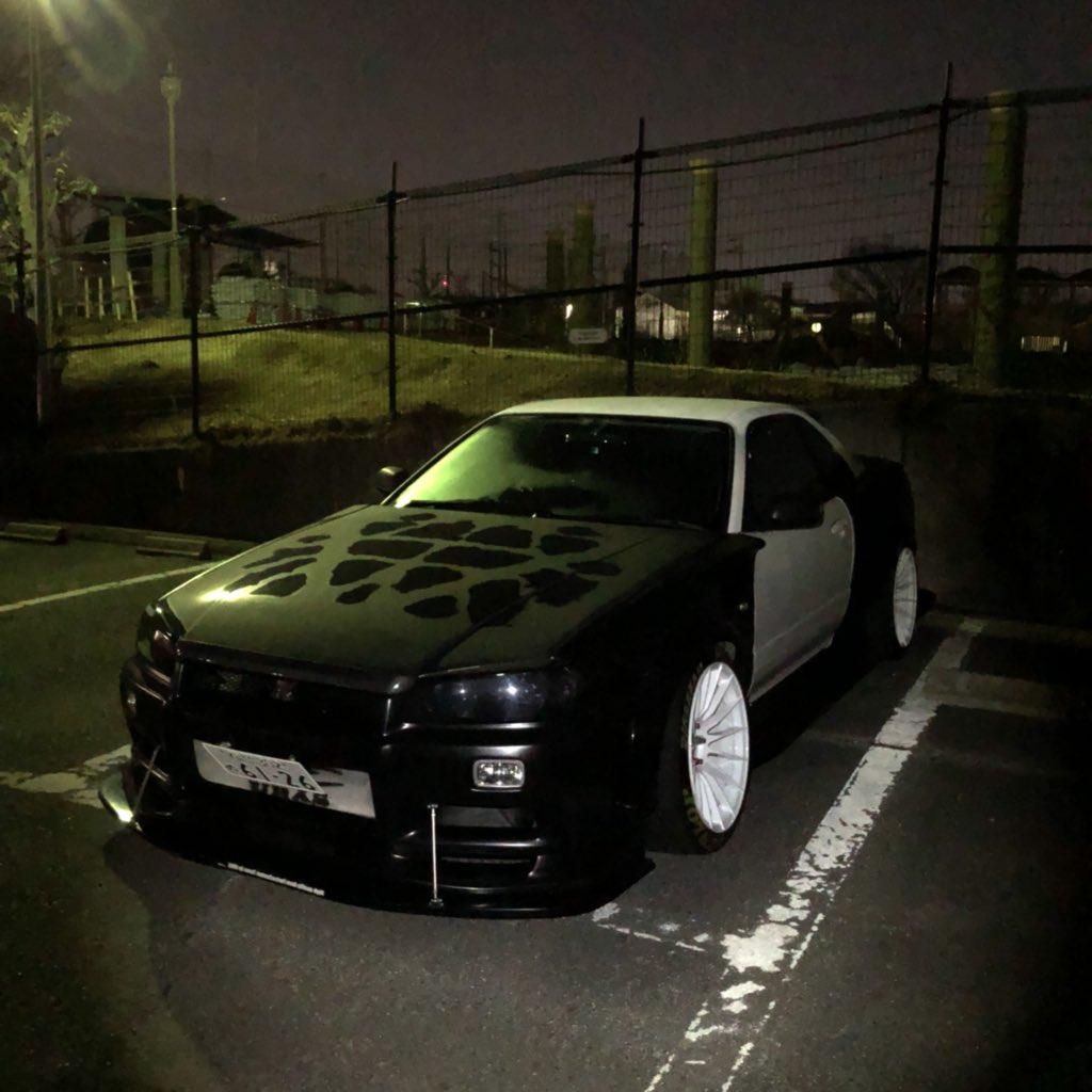 警察到着!無事に回収されるそうです! グッズは無くなってるぽいです( ˘ω˘ ) でも車両は無事そうでなによりです!!