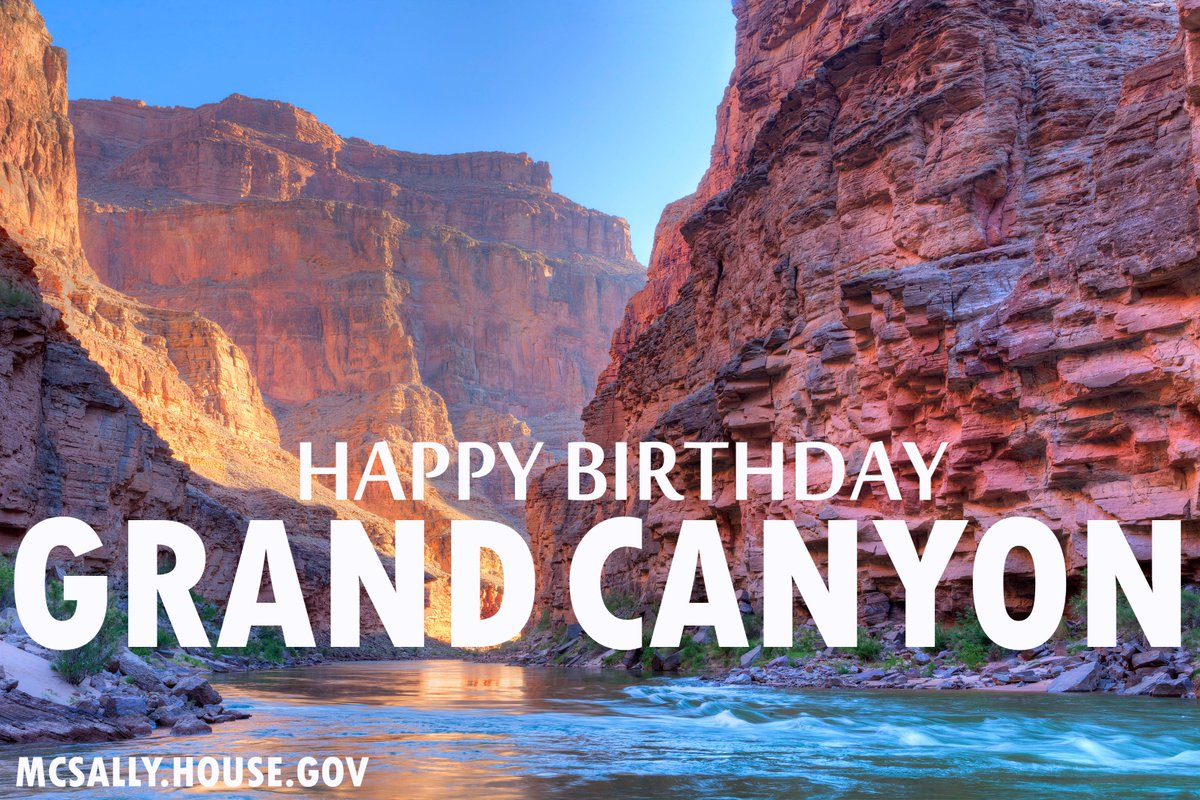 Martha mcsally on twitter on feb 26 1919 president wilson signed martha mcsally on twitter on feb 26 1919 president wilson signed the proclamation declaring grandcanyonnps as a national park publicscrutiny Images