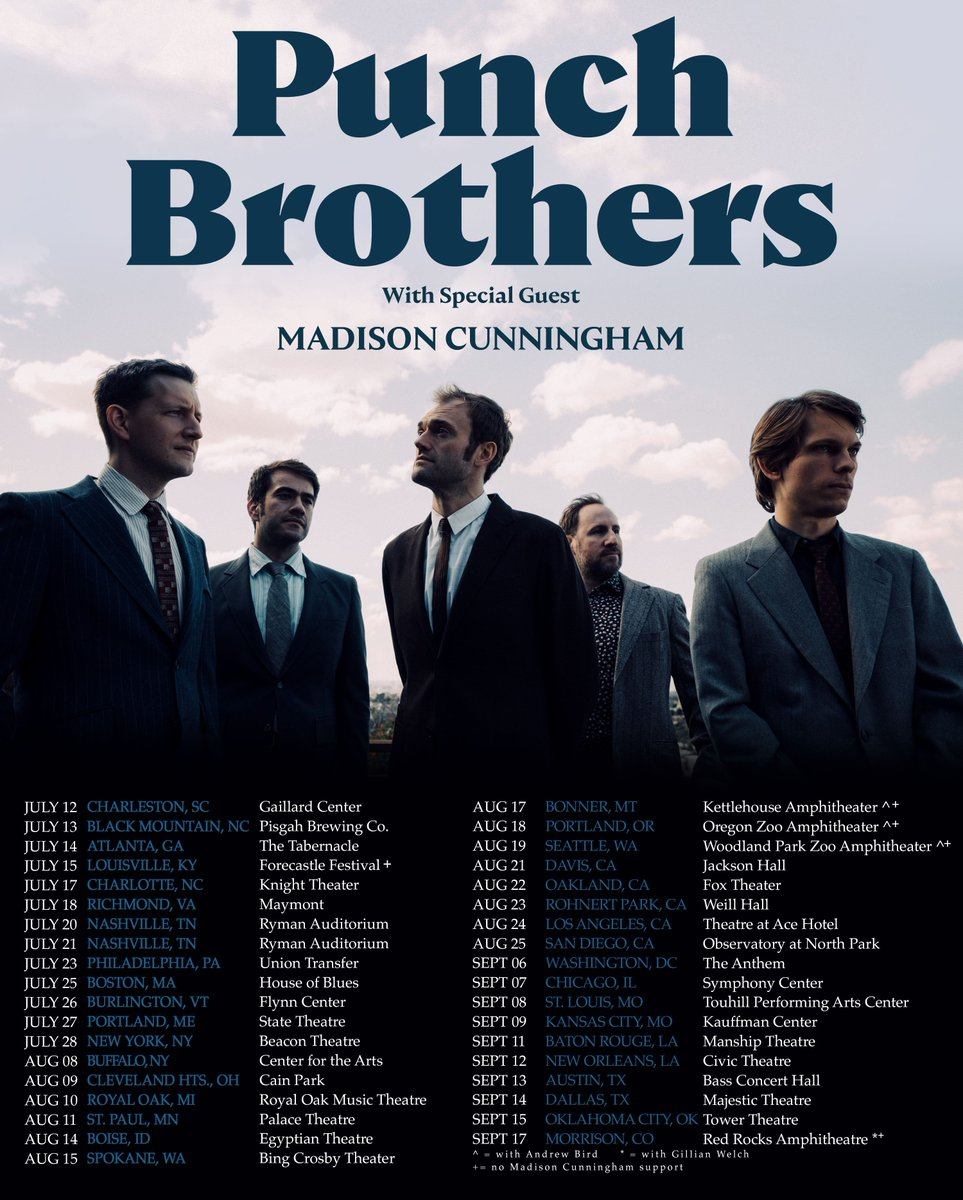 Punch Brothers on Twitter: