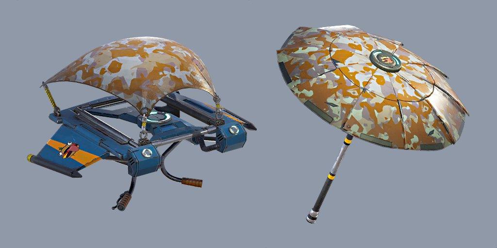 Fortnite founders umbrella