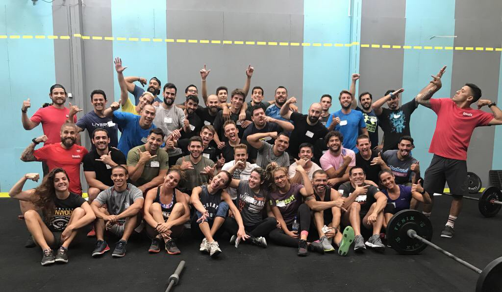 Crossfit level 1 certificate course - bigg crossfit recoleta, buenos ...