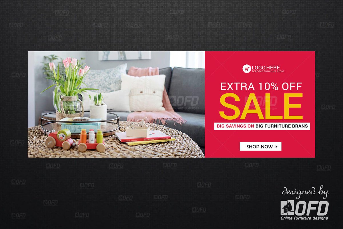 furniture sale ads. At Online Furniture Design, We Are Graphic Designers Who Expertise In Designing Professional Website Banners, Display Ads Newsletters Designs, Sale L