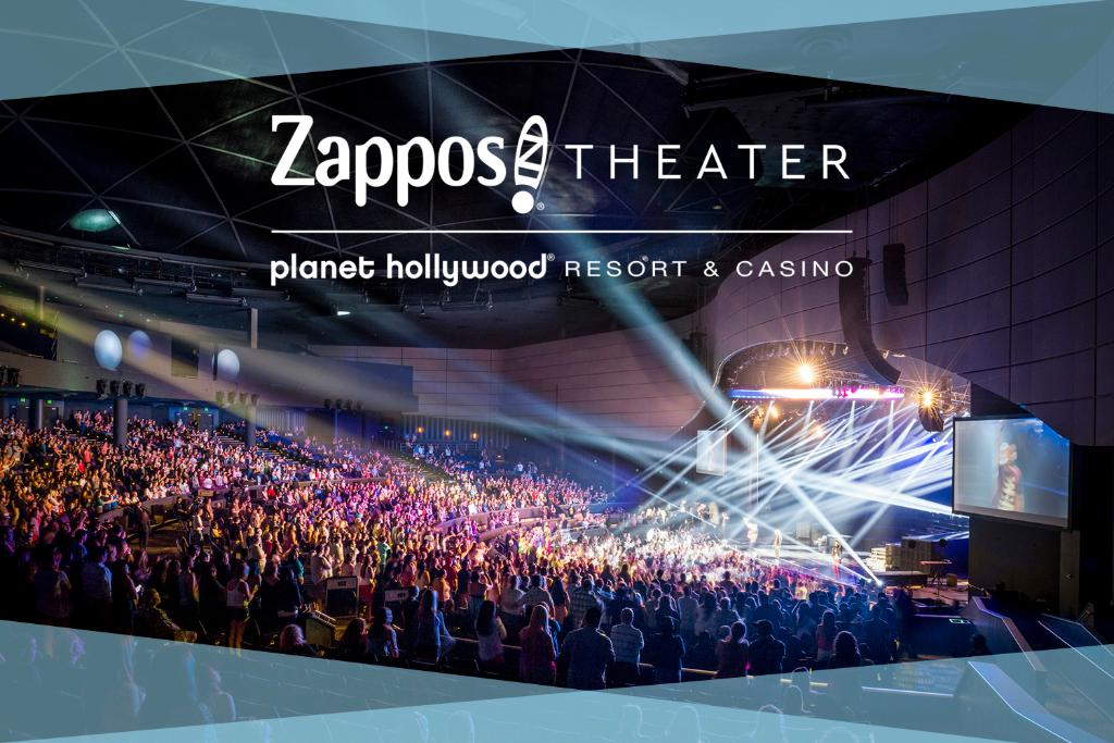 "Zappos Theater on Twitter: ""We're so excited to announce the new Zappos Theater at @PHVegas! Experience phenomenal sound and performances from today's hottest musical acts in Las Vegas' premier theater! https://t.co/U5FtteDJNZ… https://t.co/rhHAyuxHcj"""
