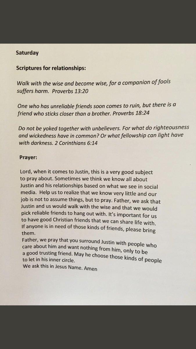 Saturday - Prayer for RELATIONSHIPS  #pr...