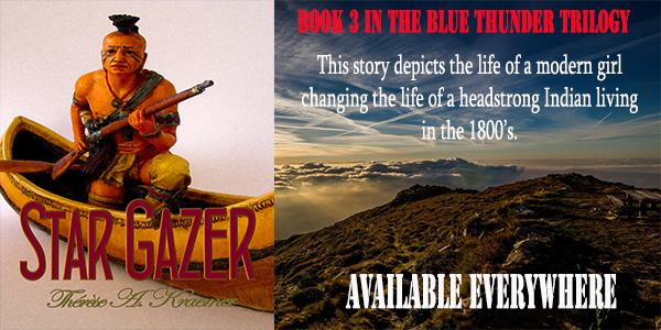 STAR GAZER final #book in the Blue Thund...