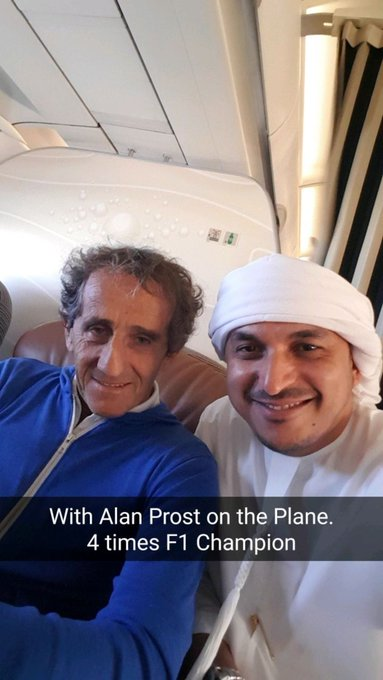 Happy birthday Alain Prost