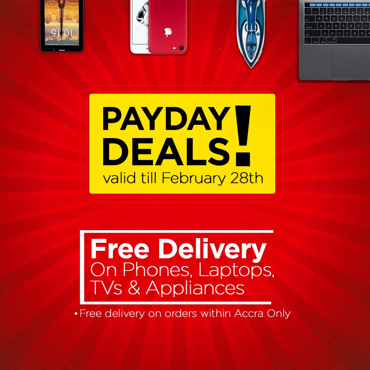 Jumia Ghana On Twitter Don T Miss Out The Chance To Get Your