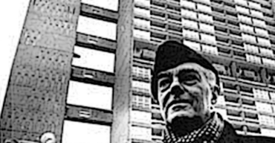 How brutalism scarred London. Warning: T...