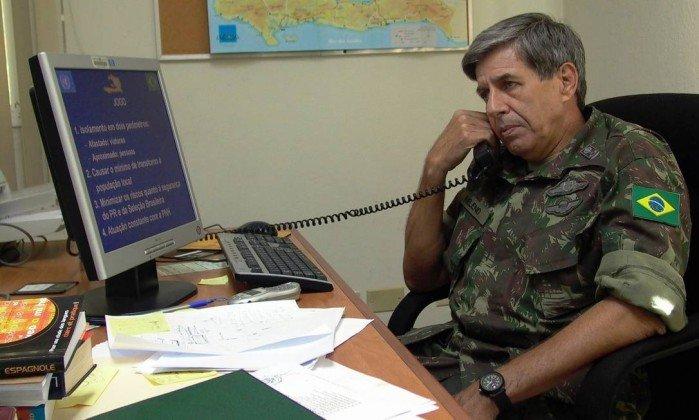 General da reserva diz que situação no Rio é mais complexa que a do Haiti. https://t.co/mTeoI5pFSW