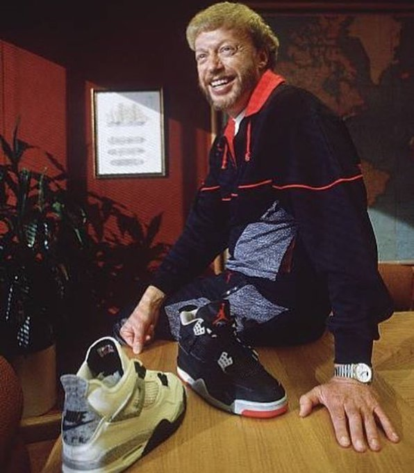 Happy 80th Birthday to Nike co-founder Phil Knight!