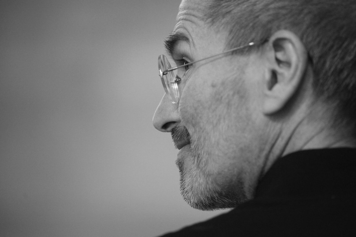 """Remembering Steve, our friend and leader, on his 63rd birthday: 'The thing that bound us together at Apple was the ability to make things that were going to change the world."""" We are forever bound to that goal — and to you, Steve."""