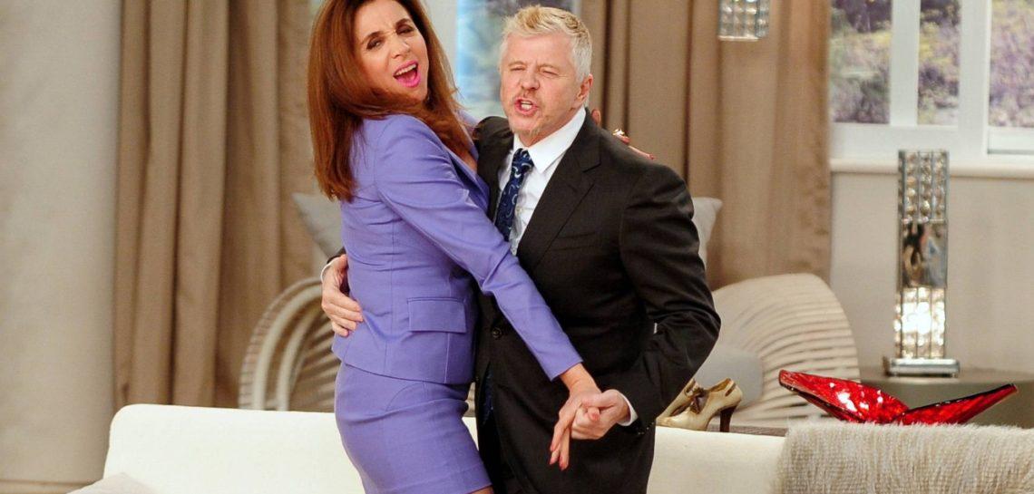 #SaiDeBaixo que o casal mais louco do Arouche chegou!  😂