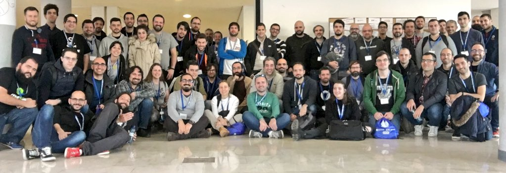 Software Crafters Madrid 2018