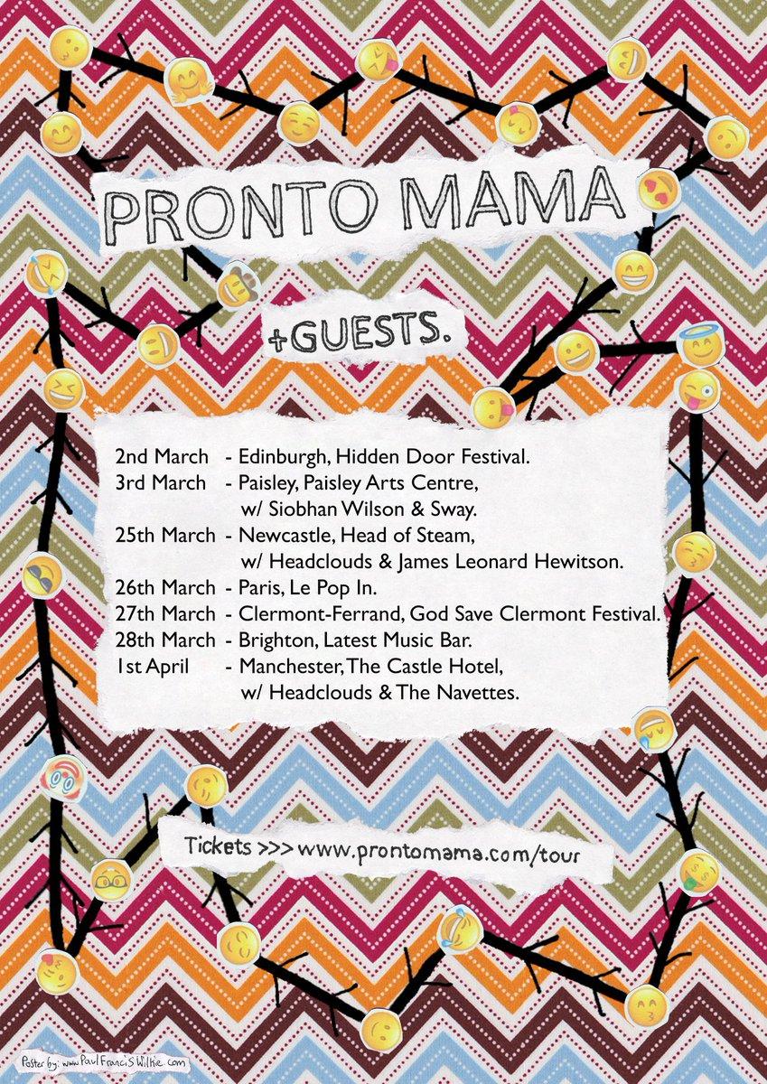 Pronto Mama (@Prontomamamusic) | Twitter