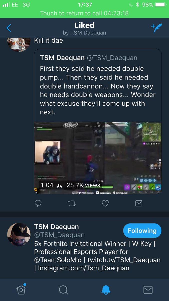 Daequan on Twitter: