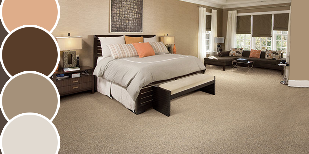Emphasize a home's color story with our neutral Savant carpet.   #Staatsburg #StaatsburgNY