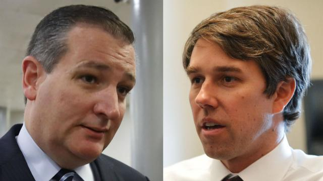 Rising Dem star outraises Cruz by $1.5 million in first weeks of 2018 https://t.co/Zl72QOkZGX https://t.co/5KNUaVOCHD