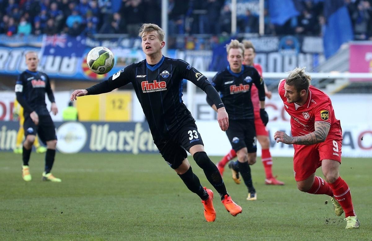 VIDEO | 3. Liga: Torloses Remis der Kickers in Paderborn https://t.co/kf4huSNY4o #franken