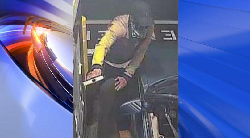 Police in Newport News looking for Wells Fargo ATM robbery suspect https://t.co/X2HvGRIMPM