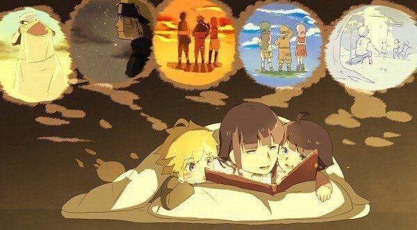 The Story of Naruto Uzumaki 💪