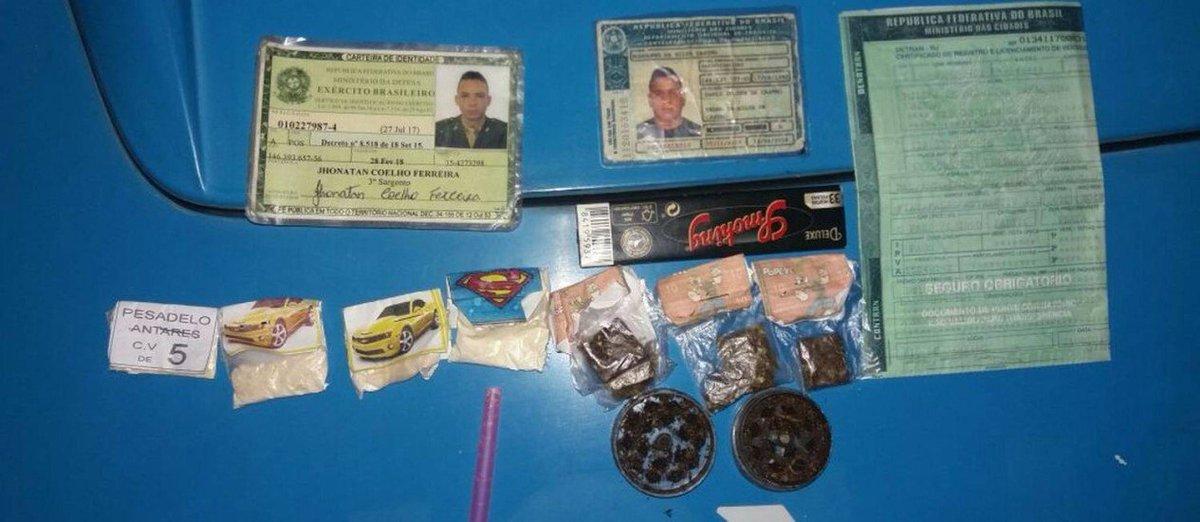 Sargento do Exército é pego com drogas em Campo Grande https://t.co/BBvyHfiQL5 [@OGlobo_Rio]