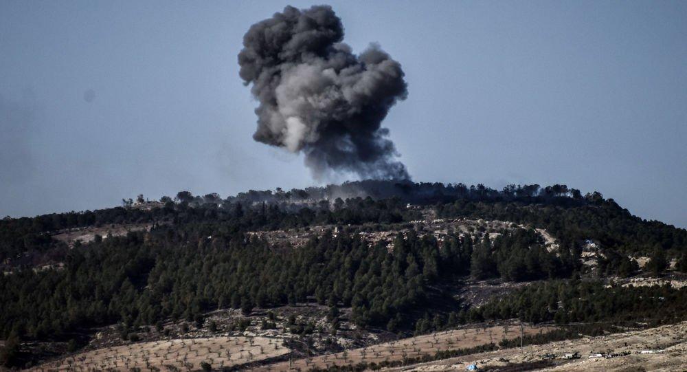 Operação Ramo de Oliveira: ação militar turca já matou mais de 180 civis em Afrin https://t.co/X4hD3aey6H