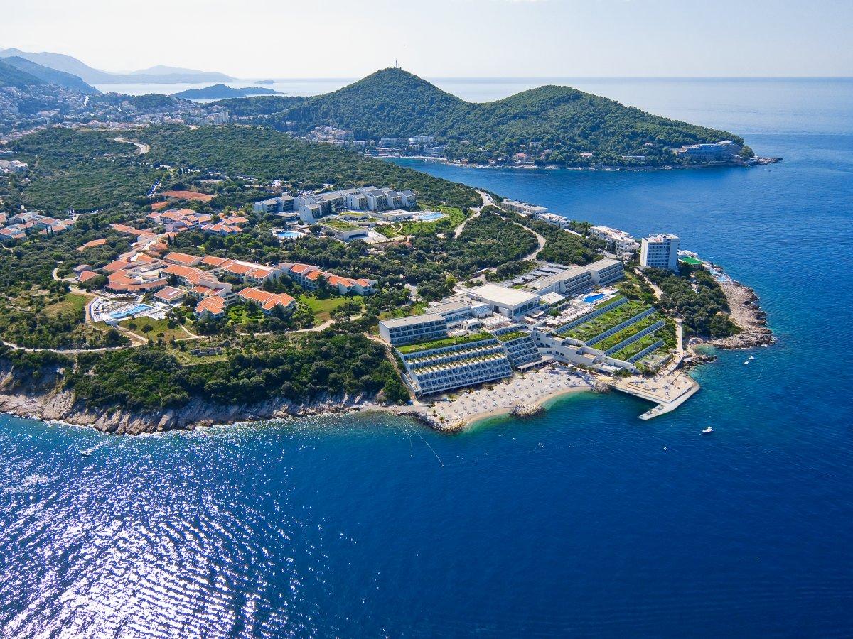 Хорватия, Дубровник, Valamar Club Dubrovnik 3* от 48600 рублей