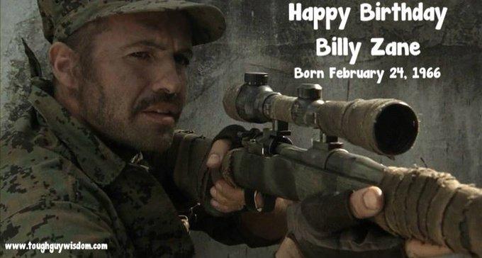 Happy Birthday Billy Zane!