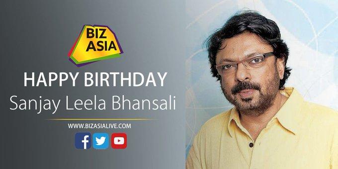 wishes Sanjay Leela Bhansali a very happy birthday.