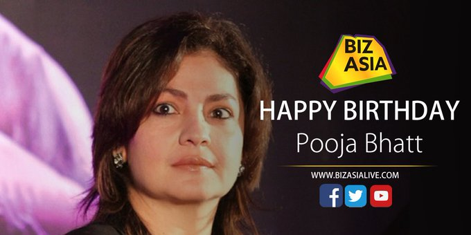 wishes Pooja Bhatt a very happy birthday.