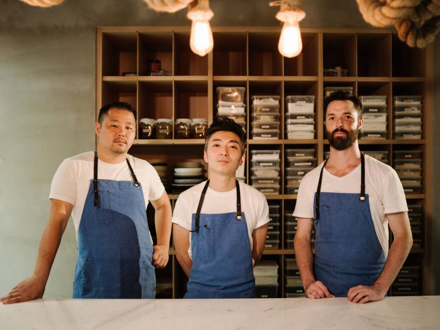In Taiwan, top chefs are building on a long history of culinary exchange with Japan https://t.co/c4eAkLfhdV