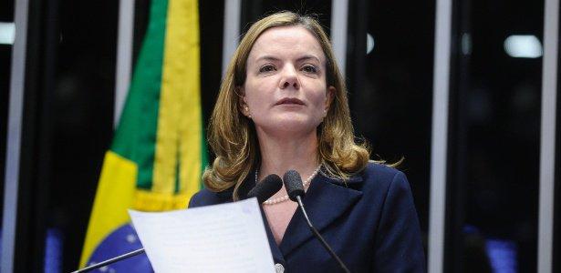 Senadora analisa pedido ao STF   Gleisi critica 'demora' para julgar habeas corpus preventivo de Lula https://t.co/JjO4h2sbh9