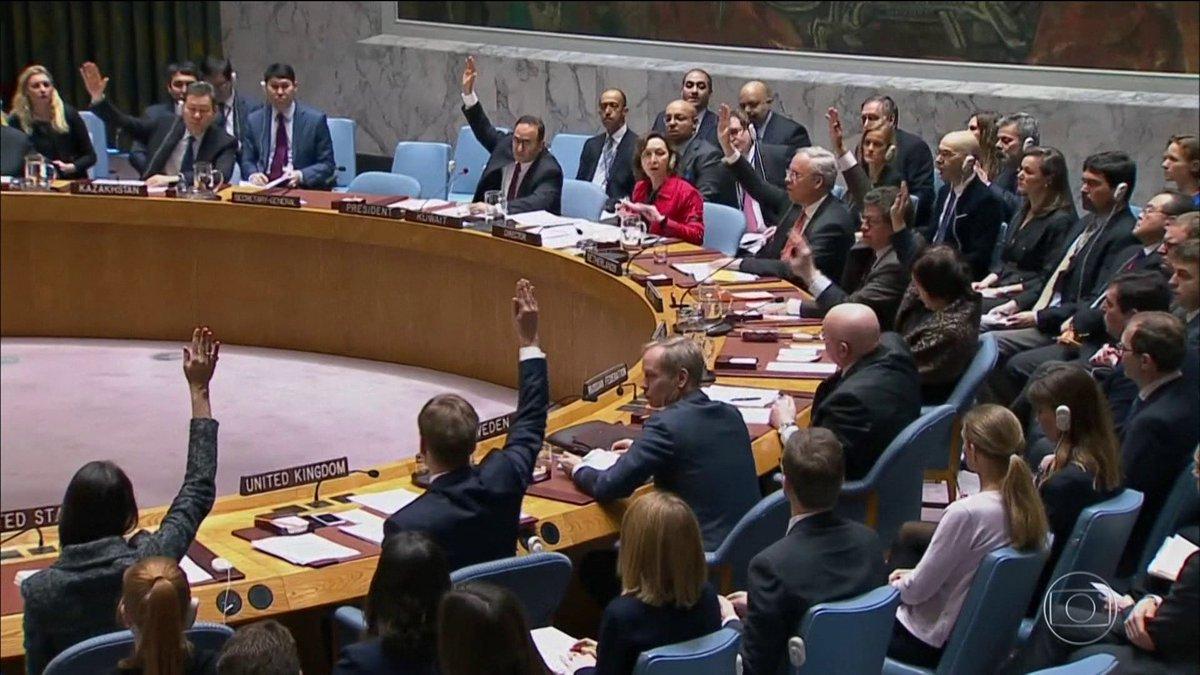 ONU aprova pedido de cessar-fogo na Síria; Em 7 dias, passa de 500 o número de civis mortos na que tem sido alvo na região de Ghouta: https://t.co/oYCYrFAO7k