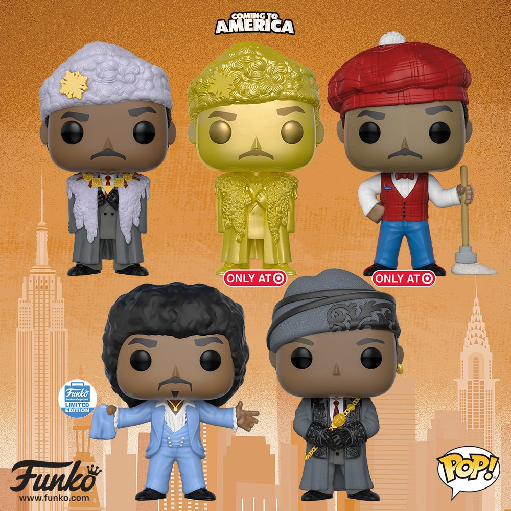ICYMI - We announced Coming to America P...