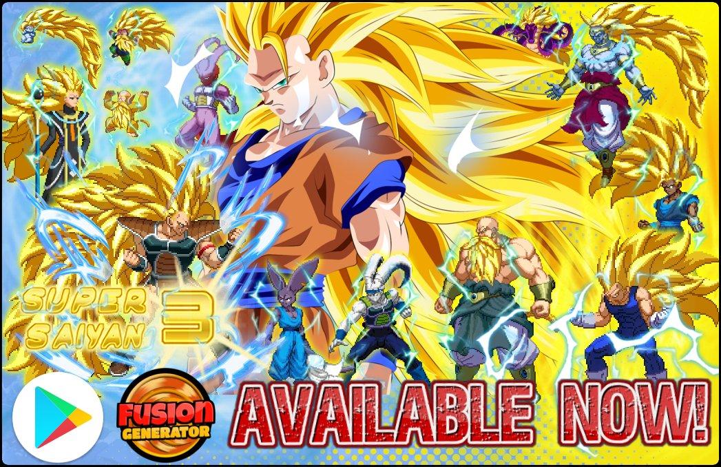Dragon Ball Fusion Generator Updated — Mosjoen